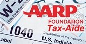 AARP Free Income Tax Assistance