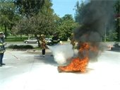 Fire Extinguisher Training Day