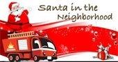 Santa in the Neighborhood