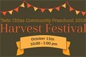 TCCP 2018 Harvest Festival