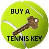 Buy a Tennis Court Key