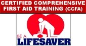 FREE Certified Comprehensive First Aid Training