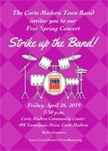 Corte Madera Town Band Spring Concert