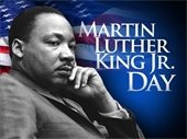 Martin Luther King Jr. Day - Legal Holiday