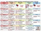 AFIC July Schedule