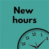 New Hours for Parks and Recreation