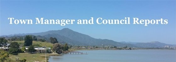 Town Manager and Council Reports