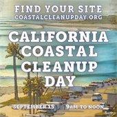 California Coastal Cleanup Day