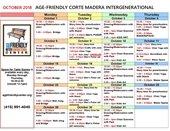 IGC October Schedule