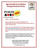Poker and Makerspace