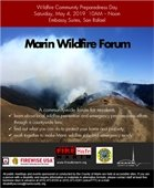 Marin Wildfire Forum