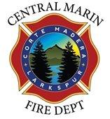 Central Marin Fire Logo
