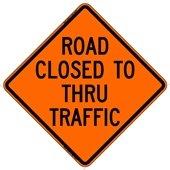 Stetson Avenue Closed to Traffic
