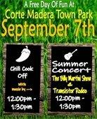 Day of Fun at Corte Madera Town Park