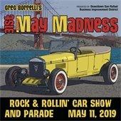 Greg Borrelli's May Madness Classic Car Show & Parade