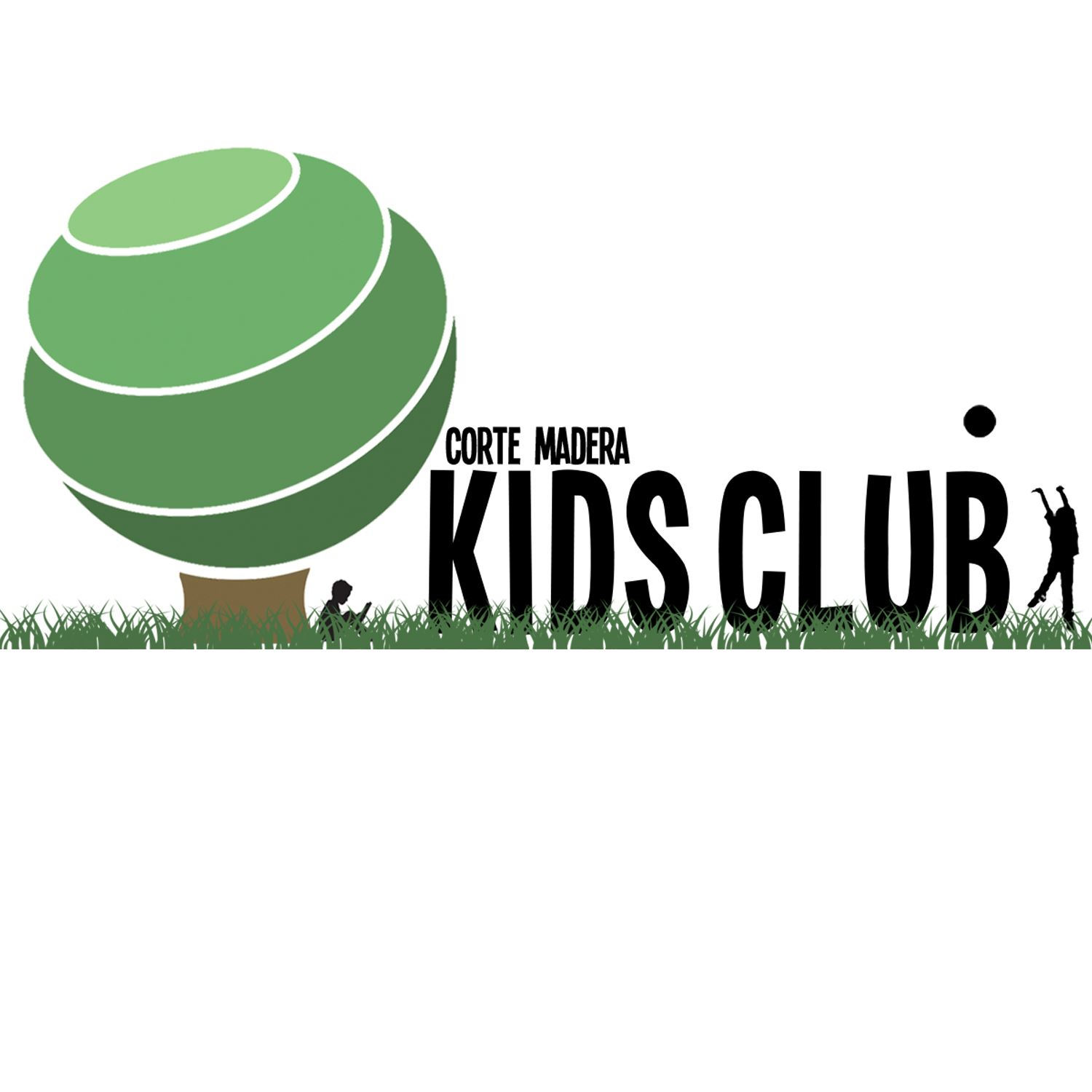 Kids Club Tree Logo