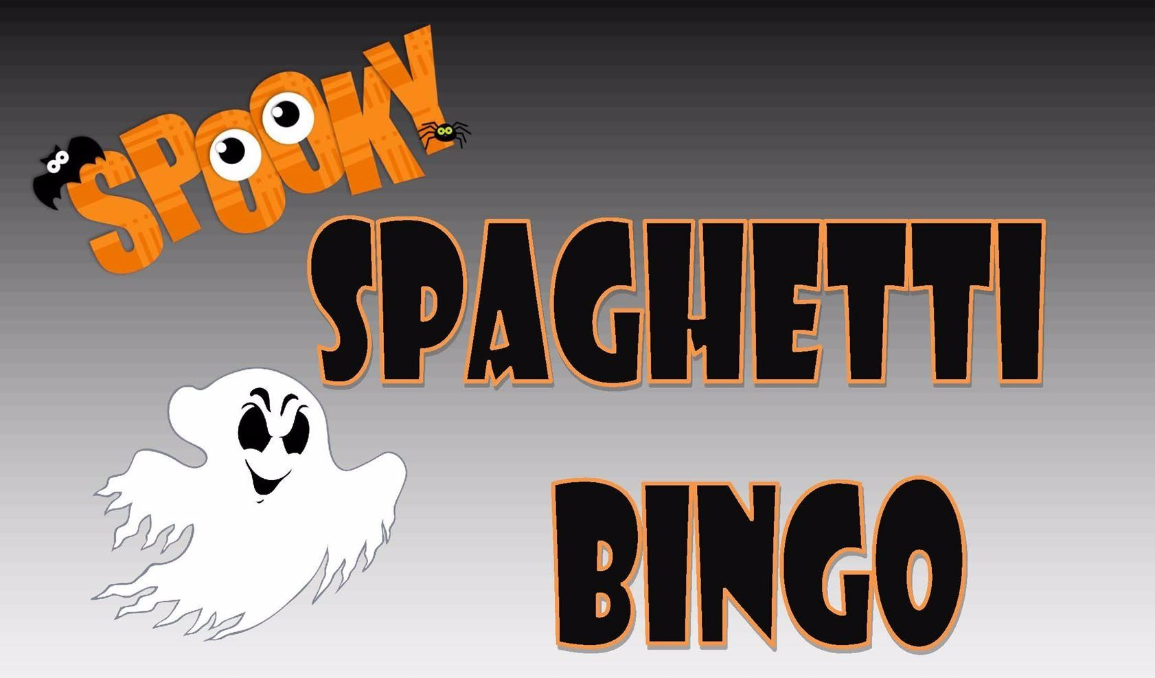 Spaghetti Bingo fall winter 2017