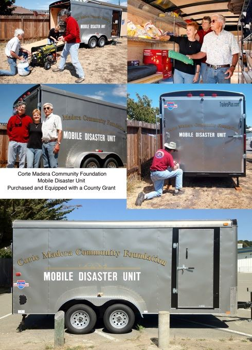 Mobile Disaster Unit