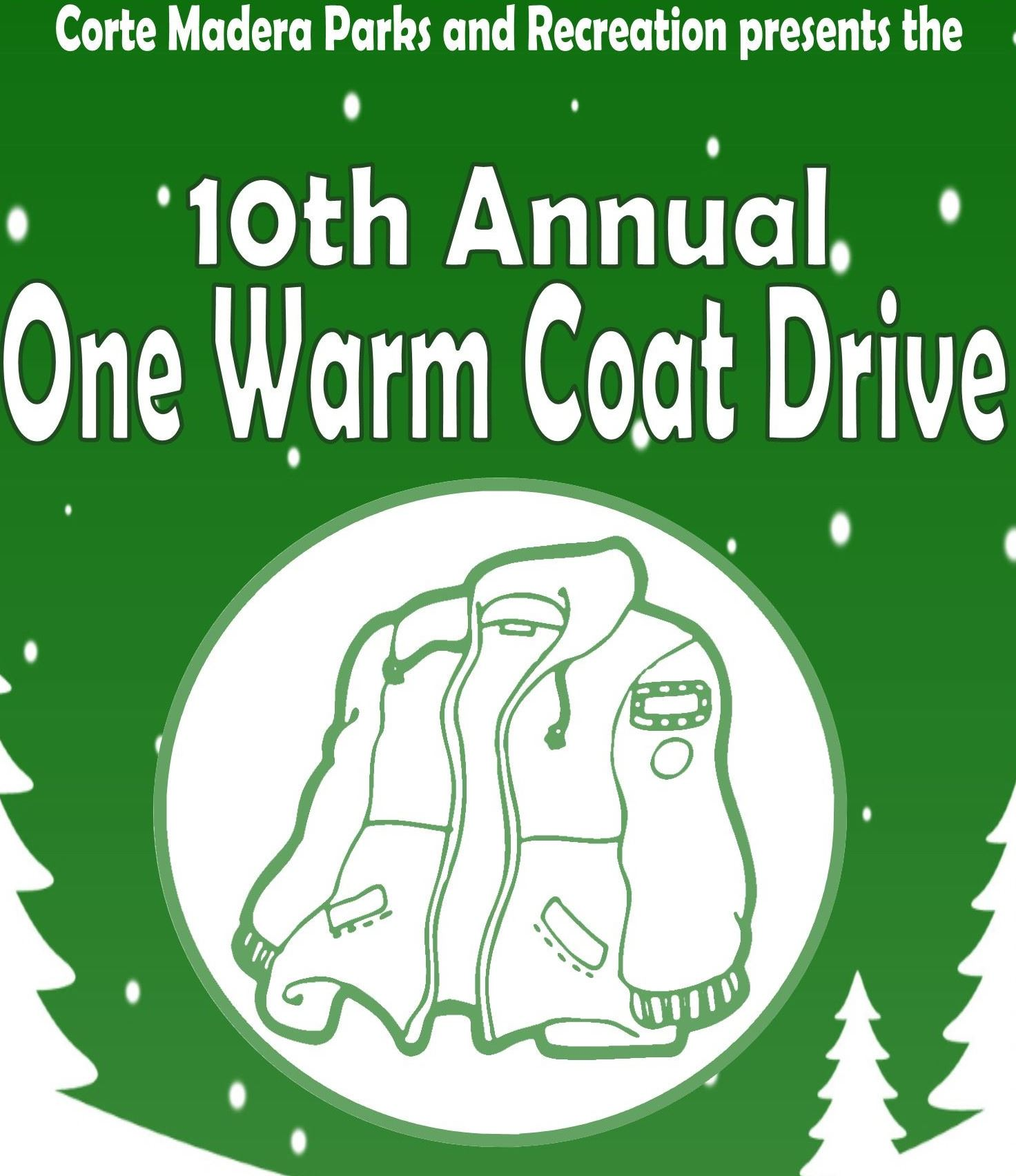 One Warm Coat Drive 2018