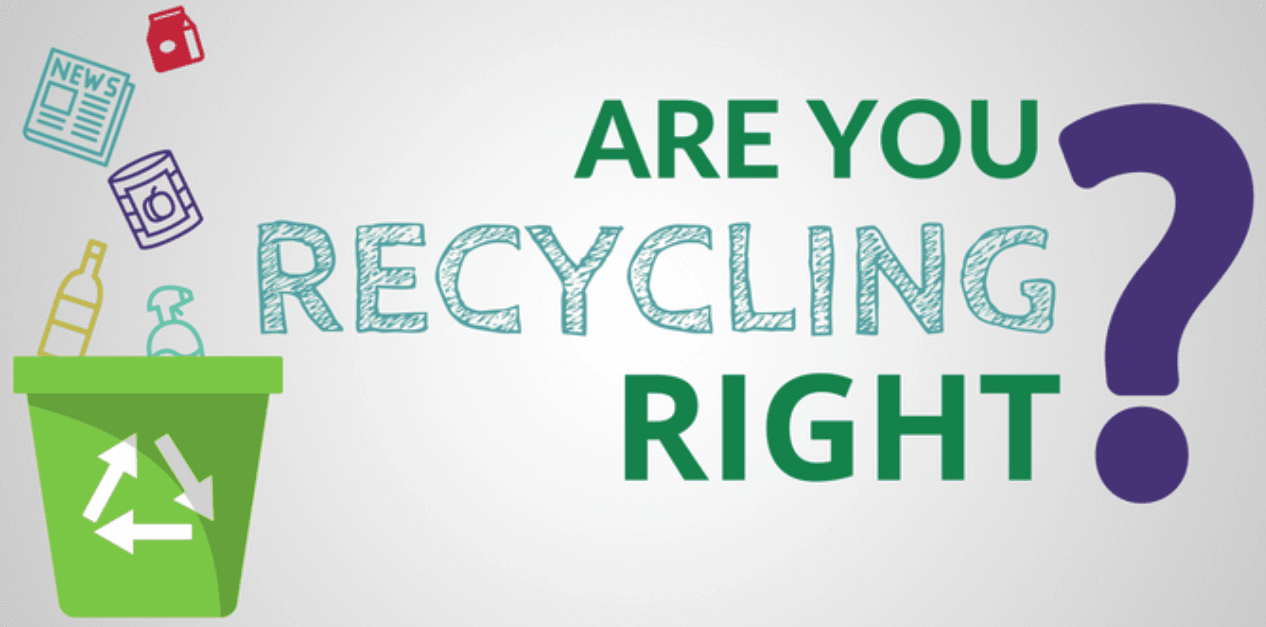 Are You Recycling Right
