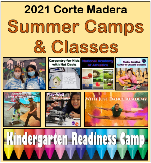 2021 Summer Camps and Classes